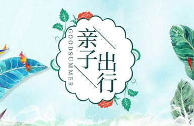 亲子旅游网络营销产品方案